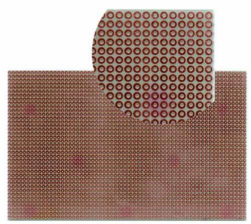 code k032 plaques d 039 essai pastill 233 224 trou. Black Bedroom Furniture Sets. Home Design Ideas