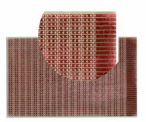 code k033 plaques d 039 essai pastill 233 224 trou pour la r 233 alisation de montage. Black Bedroom Furniture Sets. Home Design Ideas
