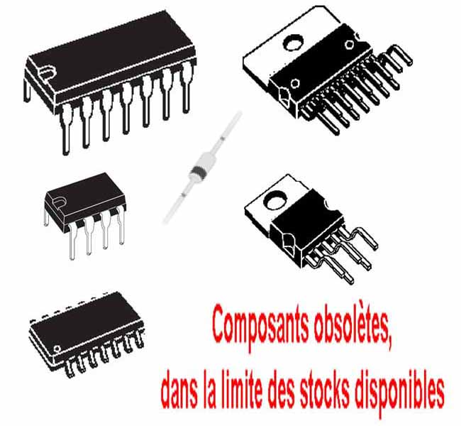 circuits int gr s transistors diodes etc obsol tes ou. Black Bedroom Furniture Sets. Home Design Ideas